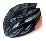 SH+ Shabli Cycling Helmet black/orange