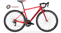 2021 Bottecchia EMME 4 Superlight Frame/Fork Disk - Red Lab