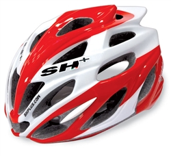 SH+ Shabli Helmet white/red