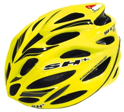 SH+ Shot R1 Helmet - Fluo Yellow