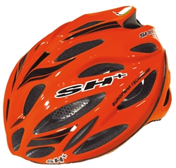 SH+ Shot R1 Helmet - Orange/Black