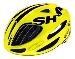 SH+ Shalimar Pro Cycling Helmet - Matte Fluo Yellow