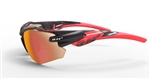 SH+ Sunglasses RG 5000 Black/Red