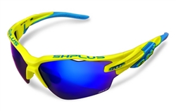 SH+ Sunglasses RG 5000 WX Yellow/Blue