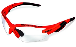 SH+ Sunglasses RG 5000 WX Orange/Black Reactive Pro