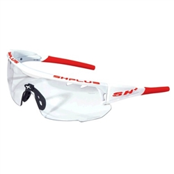 SH+ Sunglasses RG 4800 Reactive White/Red