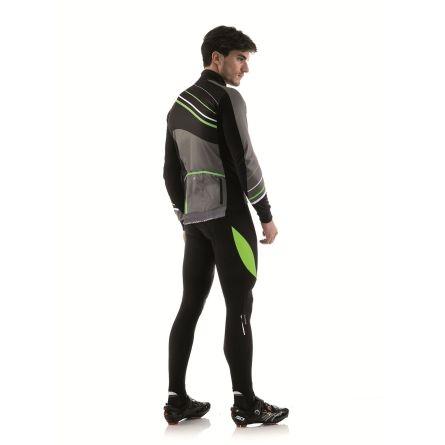 GSG - Giessegi Ride Winter Cycling Jacket - green d982ae9b4
